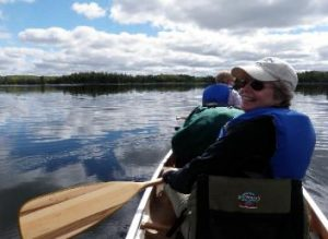 all-women bwca canoe trip