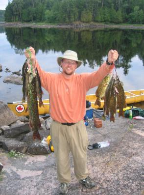 jason-boundary-waters-fishing-guide
