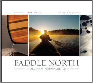 Layne Kennedy Paddle North BWCA Photos